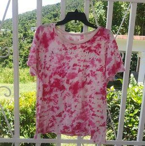 ⭐ 3 for $10 Next big thing tie dye shirt